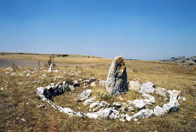 Necropolis La Polera