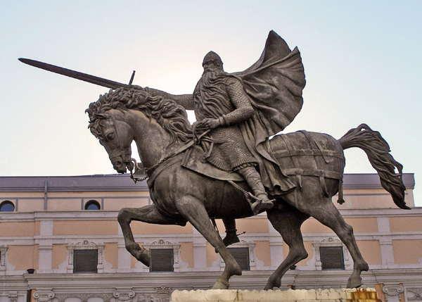 Estatua de Rodrigo Díaz de Vivar
