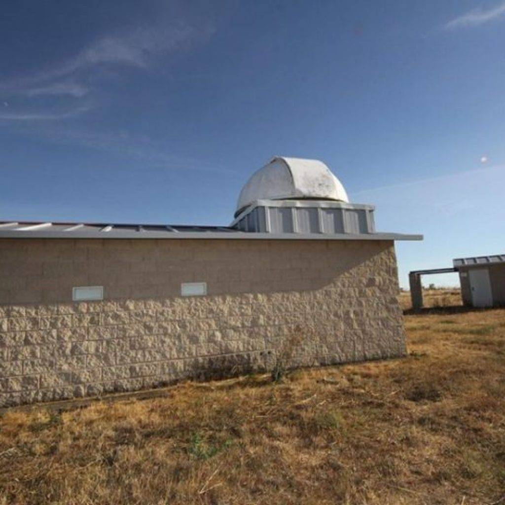 Observatorios astronómicos Alcor y Mizar
