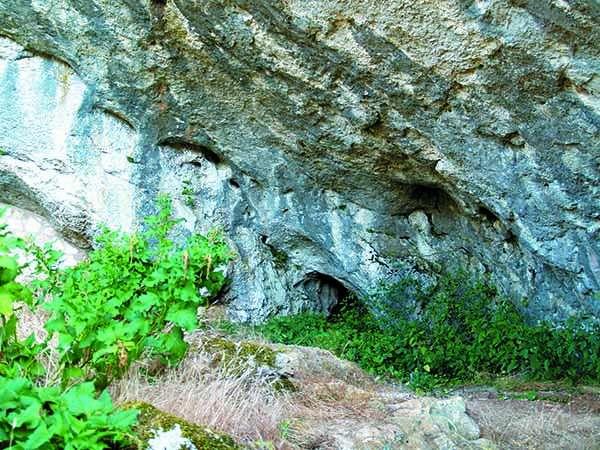 Cuevas de Valdegoba.