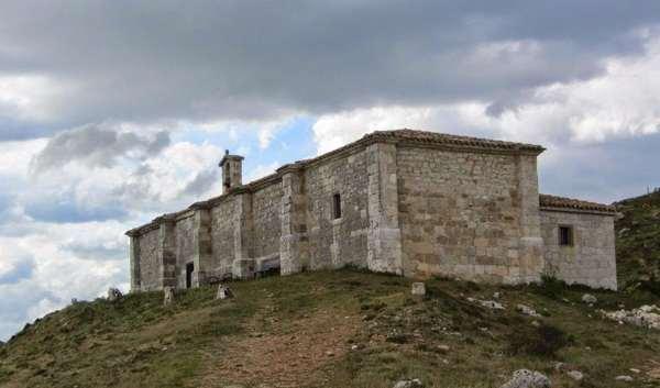 Ermita cuesta castillo