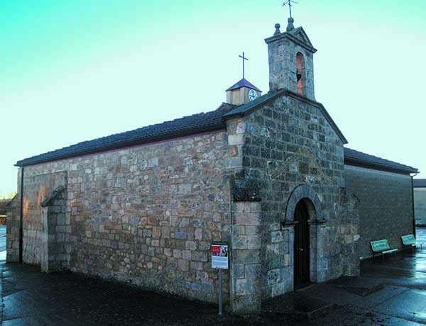 Ermita de San Juan de Ortega.