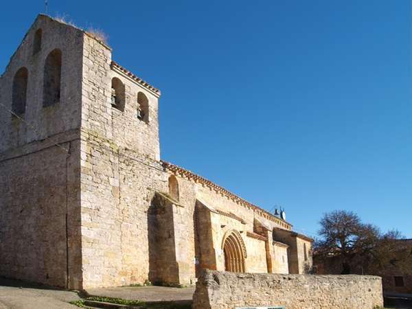 Iglesia de Nuestra Señora de la Natividad.