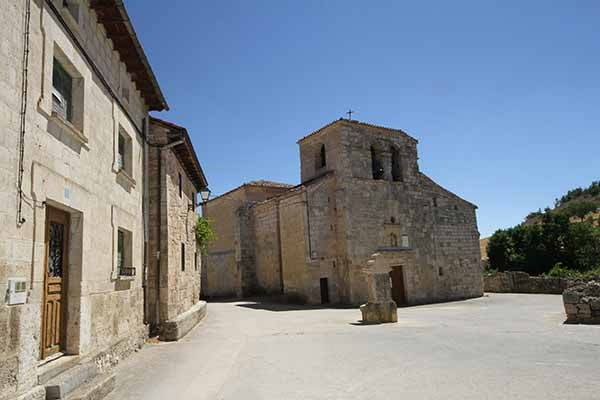Iglesia de San Esteban Protomártir.