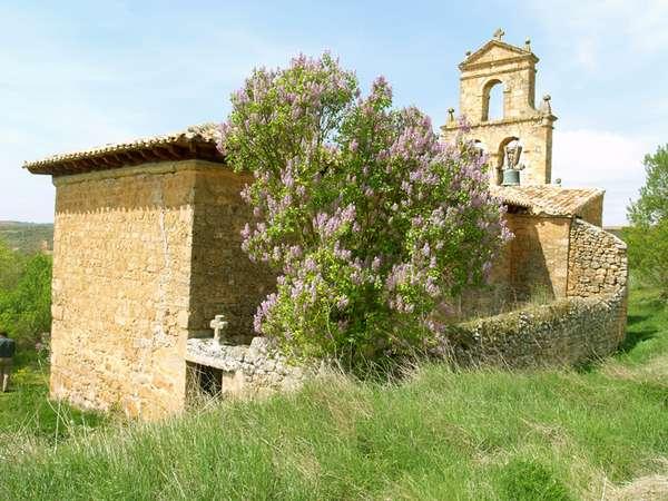 Exterior de la iglesia de San Esteban Protomártir.