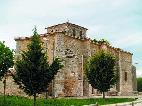 Iglesia gótica de Santa Eulalia.