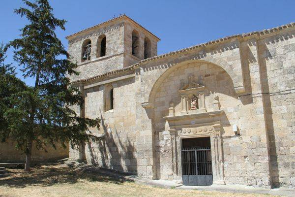 Iglesia tardogótica de San Vicente.