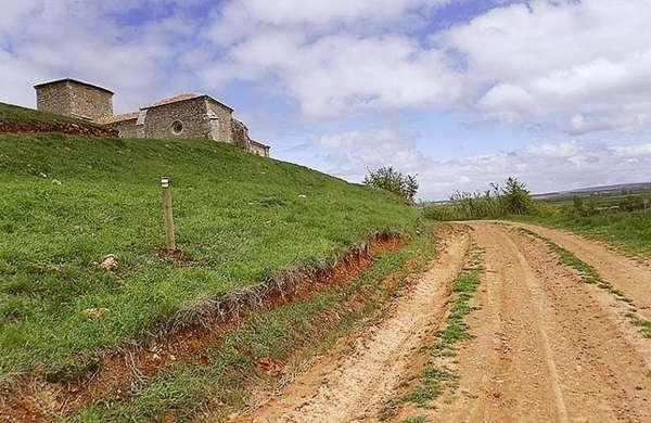 Detalle del tramo de Cernégula a Vivar. <br>Fuente: diariodeburgos.es